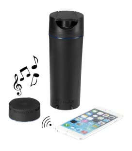 Rhythm Bluetooth™ audio flaskRhythm Bluetooth™ audio flask Zoom