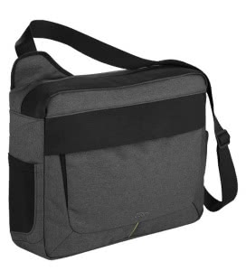 "Power Stretch 17"" laptop messenger bagPower Stretch 17"" laptop messenger bag Avenue"